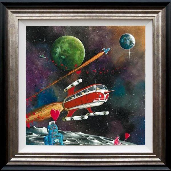 Star Sheep Enterprise by Dale Bowen