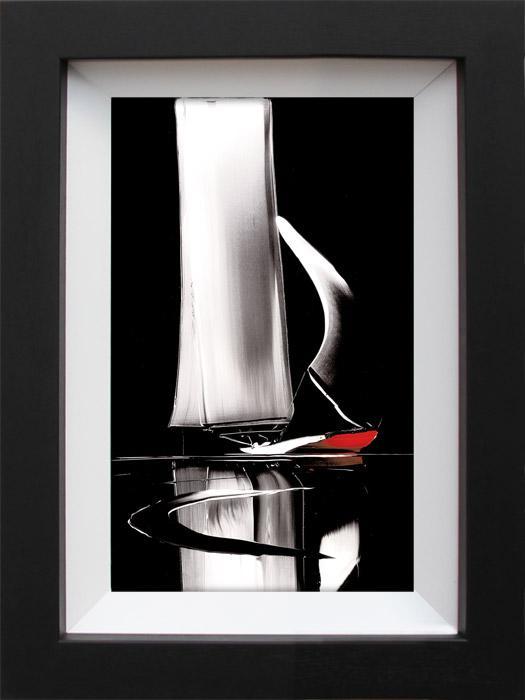 Starlit Sails I by Duncan MacGregor