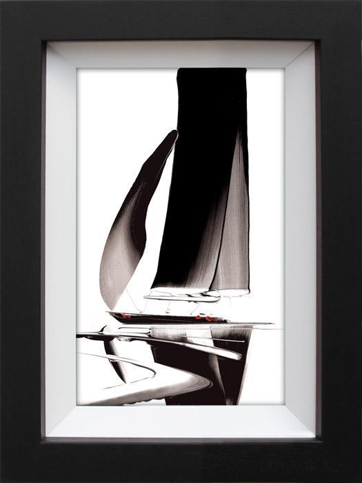 Starlit Sails II by Duncan MacGregor