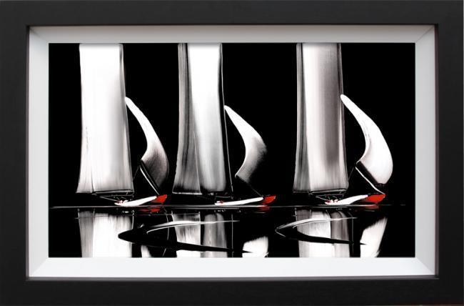 Starlit Sails III by Duncan MacGregor