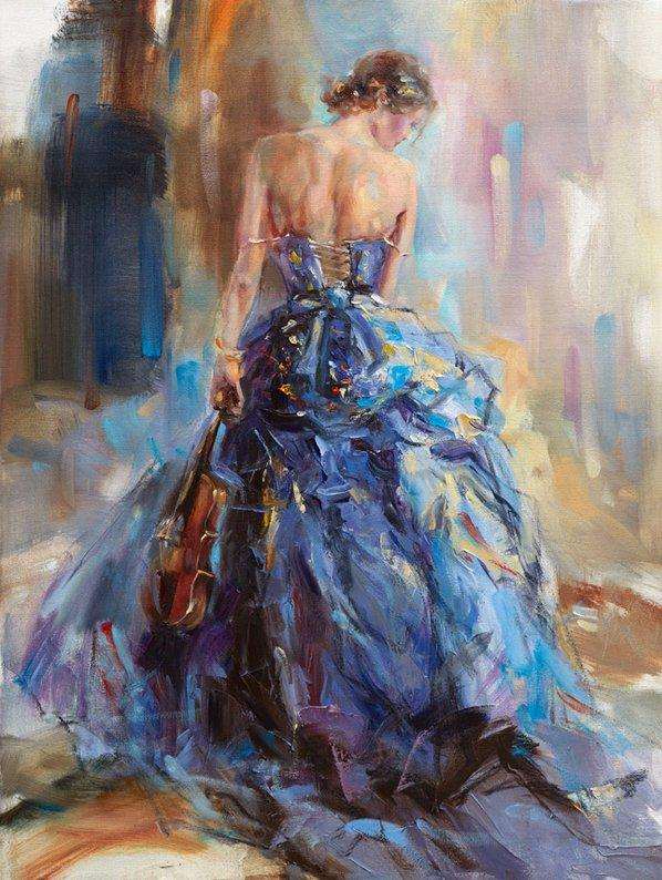 Story Of Love by Anna Razumovskaya