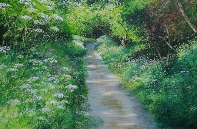 Summer Laneby Heather Howe