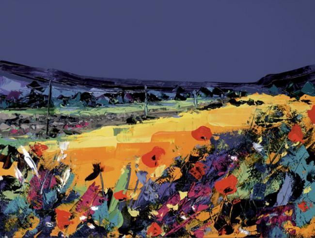 Summer Meadow by Duncan MacGregor