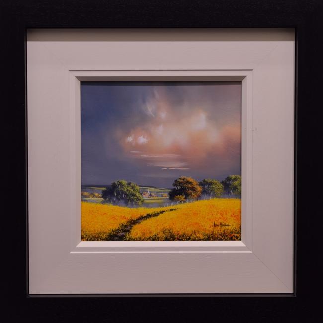 Sunshine I (12x12) by Allan Morgan