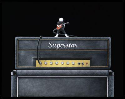 Superstar by Mark Grieves