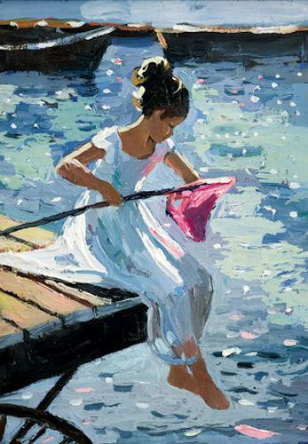 Surprise Catch by Sherree Valentine Daines