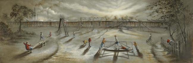 Swings & Roundabouts by Bob Barker