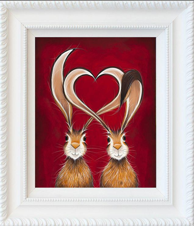 Take Hare of My Heartby Jennifer Hogwood