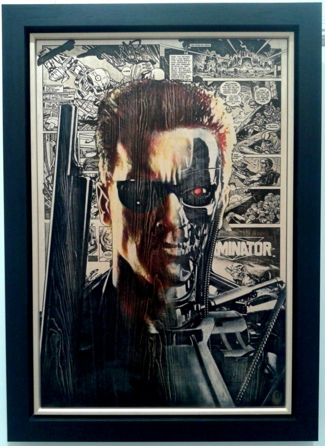 Terminator by Rob Bishop