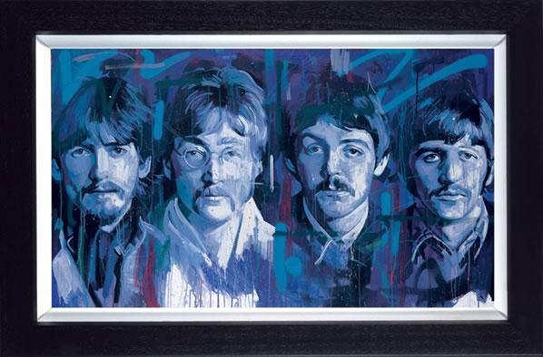 The Beatles by Zinsky