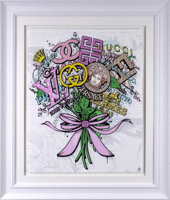 The Brand Bouquet by JJ Adams