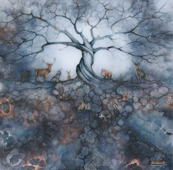 The Call Of The Trees by Kerry Darlington