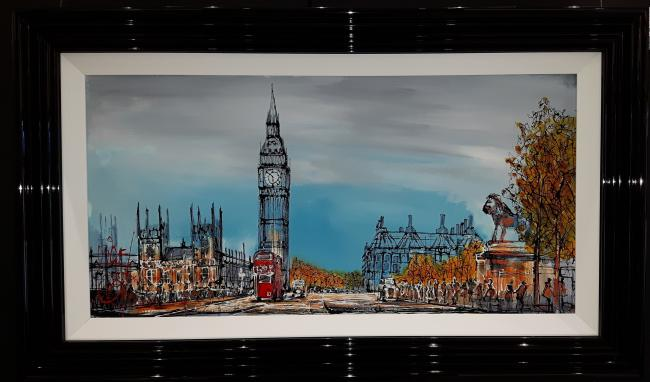 The Capital by Nigel Cooke