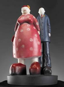The Couple by Mackenzie Thorpe