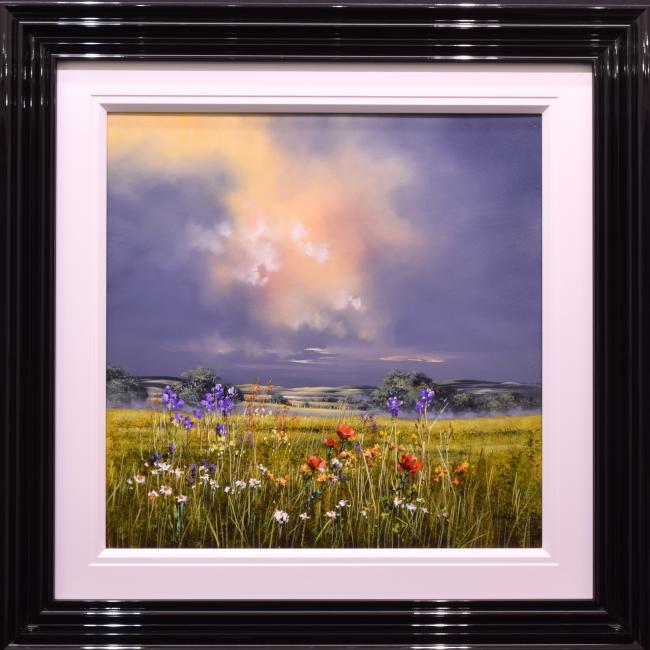 The English Countryside by Allan Morgan