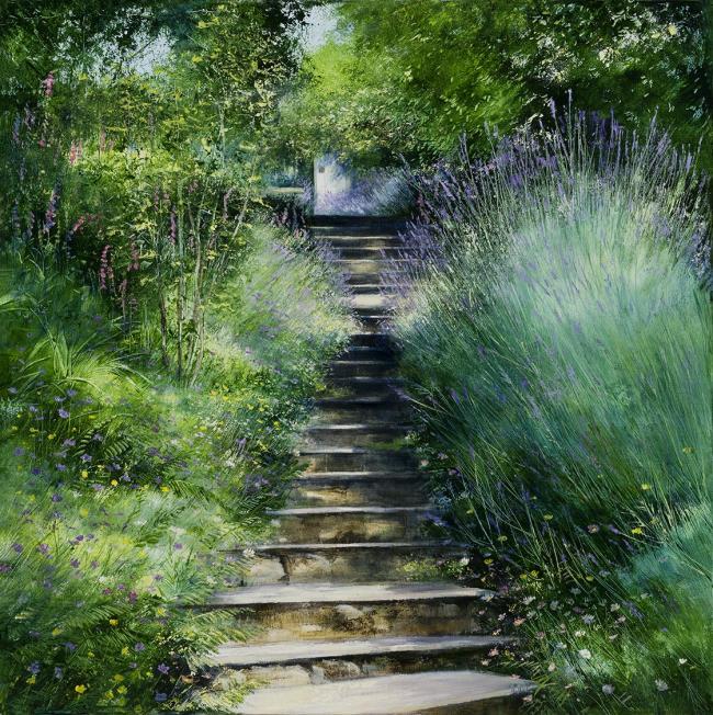 The Garden Flight by Heather Howe