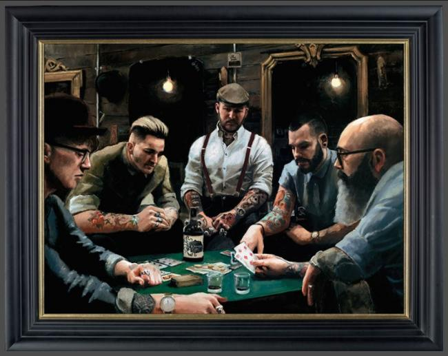 The Gentleman and Rogues Club by Vincent Kamp