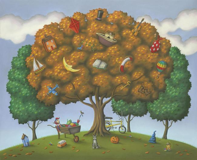 The Golden Tree - Remarqued Edition by Paul Horton