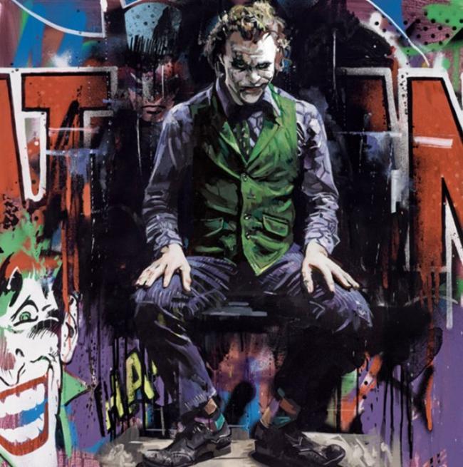 The Joker by Zinsky