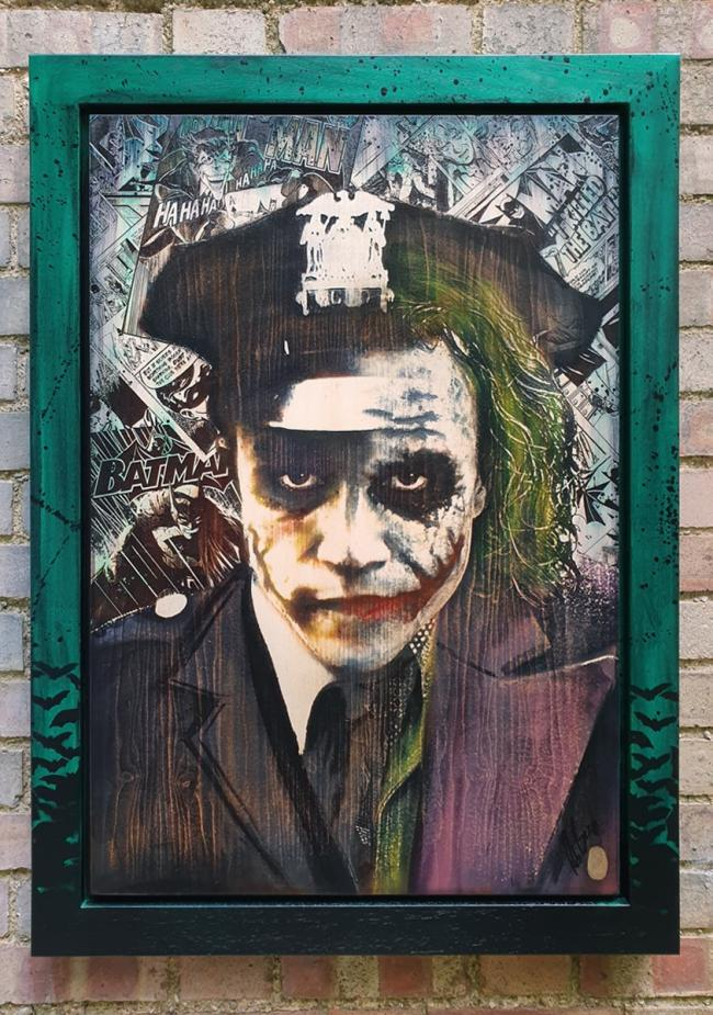 The Joker by Rob Bishop