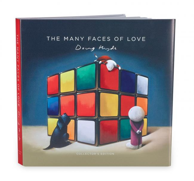 The Many Faces of Love by Doug Hyde