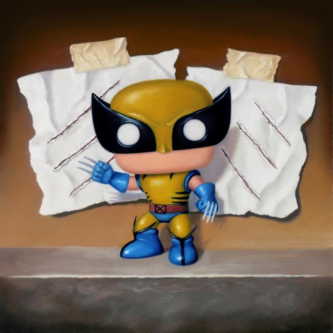 The Wolverine- Boutique Edition by Nigel Humphries