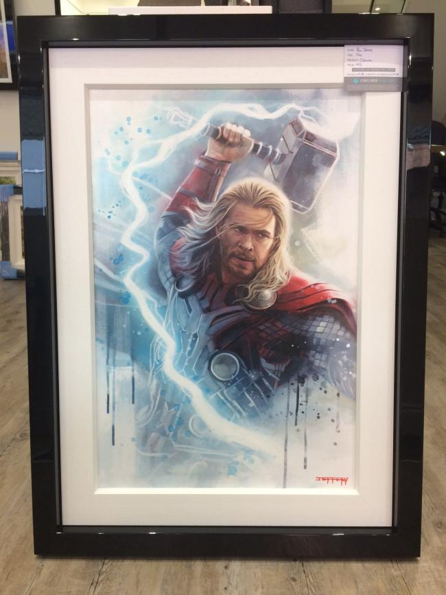 Thor by Ben Jeffery