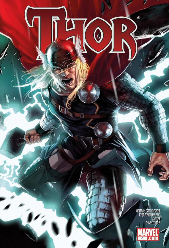 Thor #8 by Stan Lee  Marvel Comics