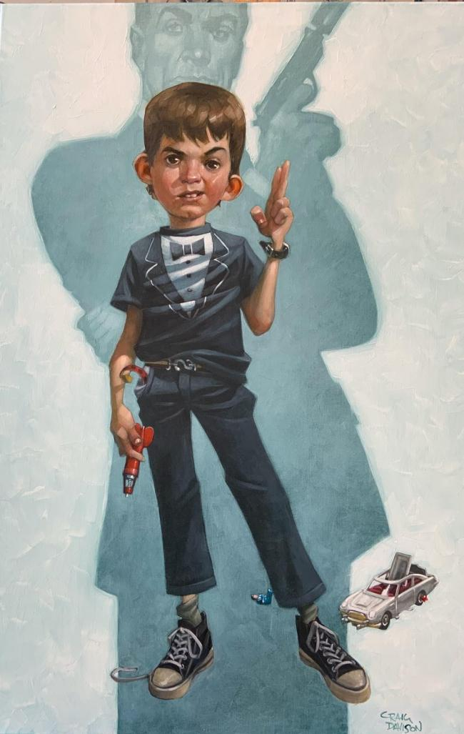 Thunder Paul by Craig Davison
