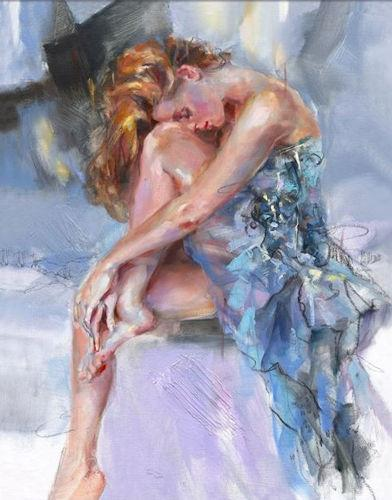 Time Goes Slowly by Anna Razumovskaya