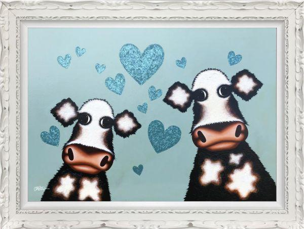Totally Devoted To Moo by Caroline Shotton
