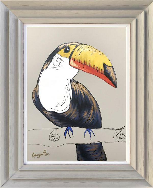 Toucan- Can by Amy Louise
