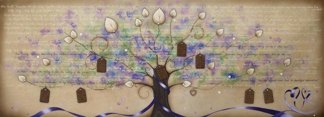 Tree of Hopes and Dreams by Kealey Farmer