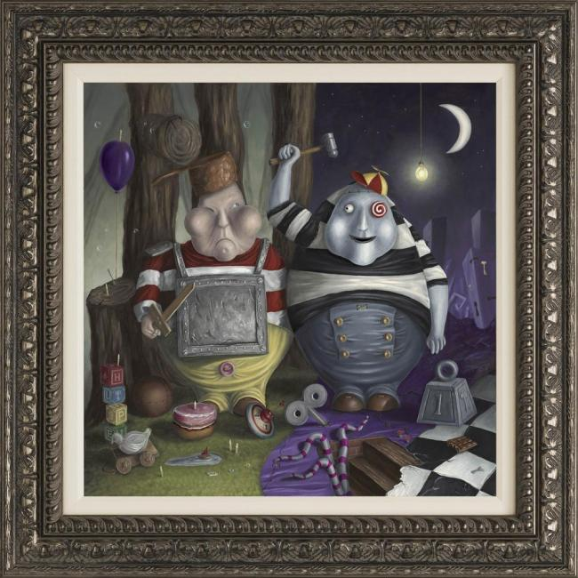 Tweedle Do And Tweedle Don't by Peter Smith