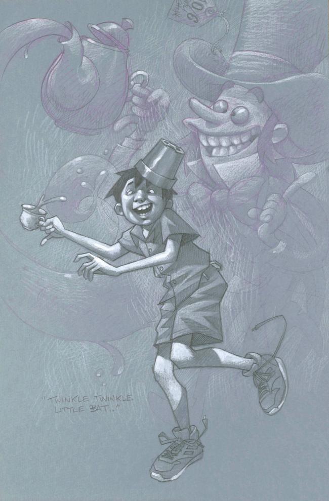 Twinkle, Twinkle, Little Bat... by Craig Davison