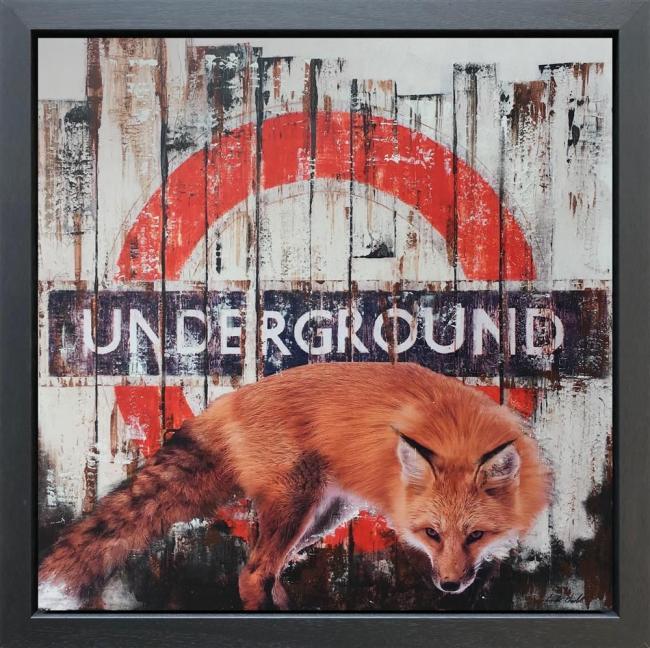 Underground Vixenby Linda Charles