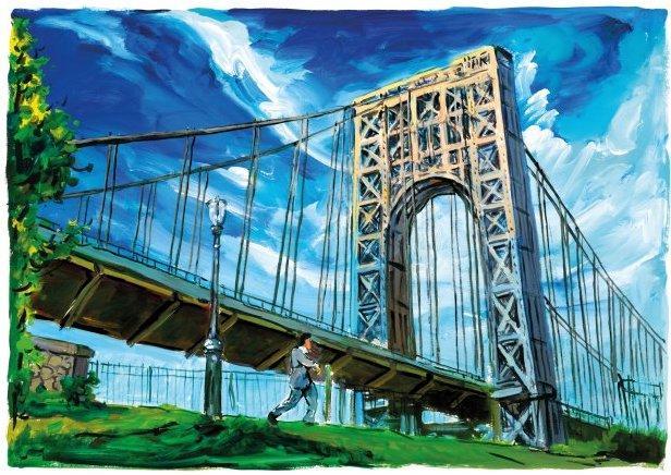 Under The Bridge by Bob Dylan