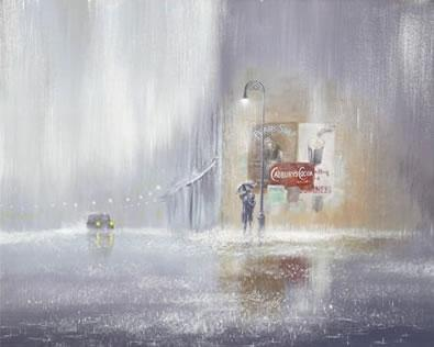 Under The Lamplight by Jeff Rowland