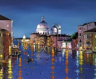 Venetian Lights by Neil Dawson