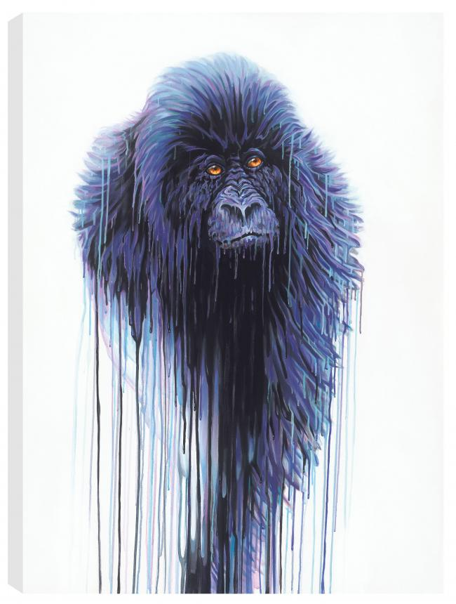 Virunga by Robert Oxley