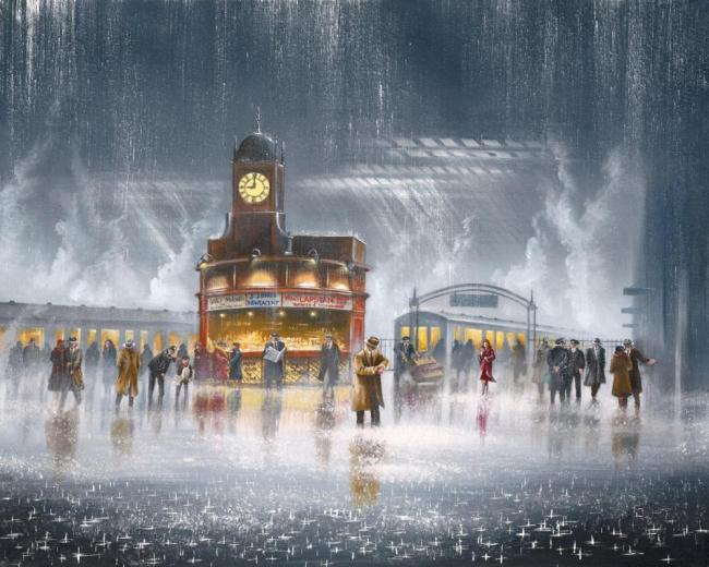 Waiting For You by Jeff Rowland