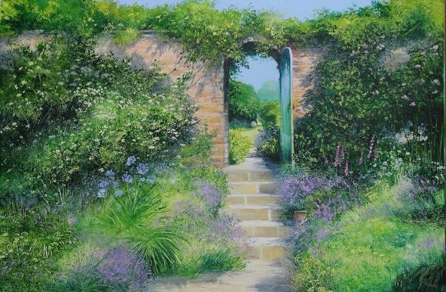 Walled Gardenby Heather Howe