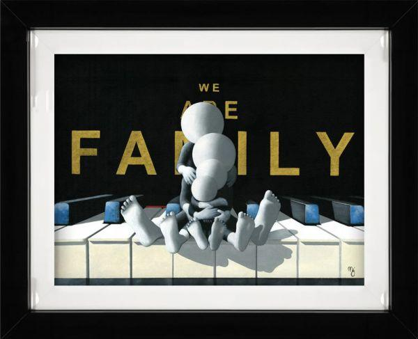 We Are Family by Mark Grieves