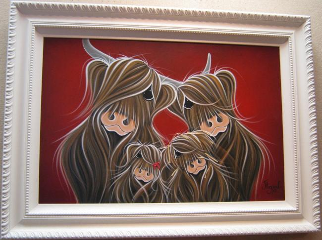 We Are Famooly by Jennifer Hogwood
