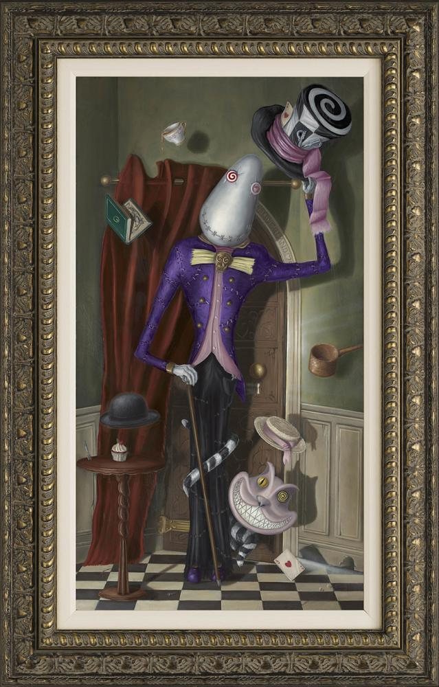 We're All Quite Mad Here! by Peter Smith