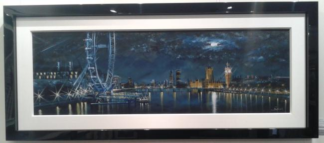Westminster Night by Rayford