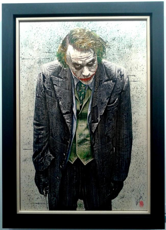 Why So Serious ? by Rob Bishop