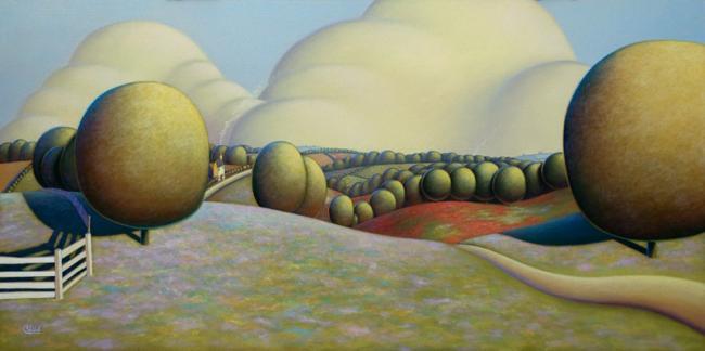 Wild Flowers & Meadow Grasses by Paul Corfield
