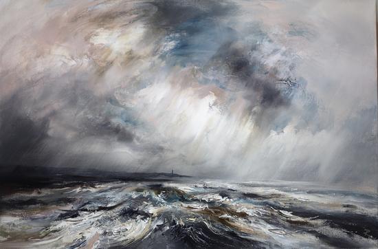 Winter Storm by Chris & Steve Rocks