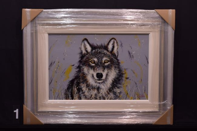 Wolfby Ruby Keller